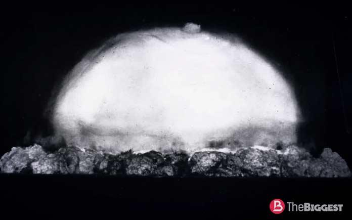 Самые мощные бомбы: Тринити