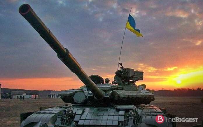 Самые опасные страны в мире: Украина