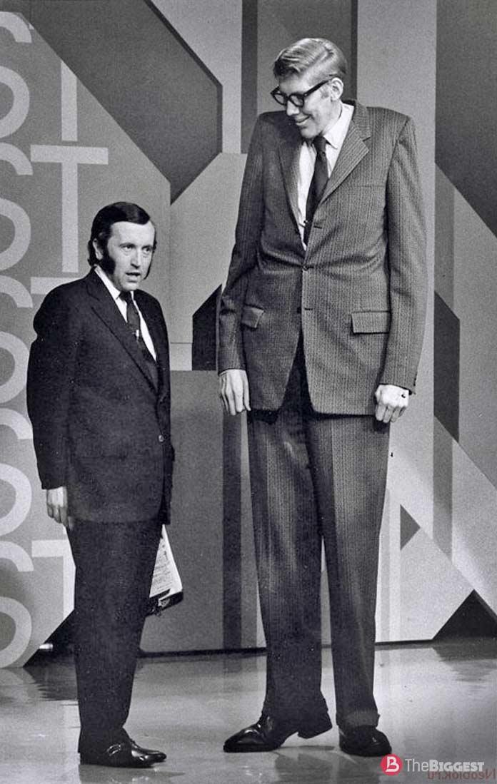 Самые высокие люди планеты: Викас Аппал