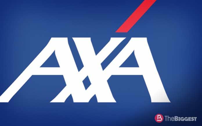 Знаменитые французские компании: axa