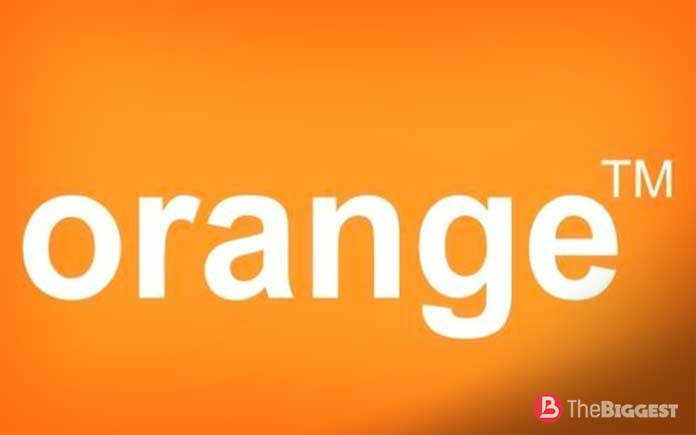 orange. Знаменитые французские компании