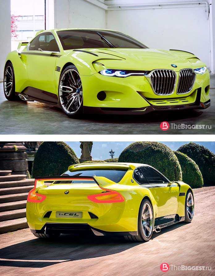 BMW 3.0CSL Hommage Concept
