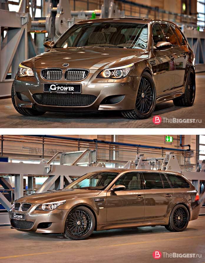 BMW M5 Touring G-Power Hurricane RR
