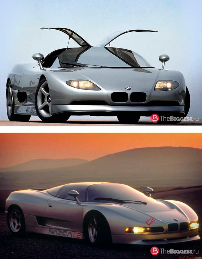 Самые дорогие BMW в мире: Nazca C2