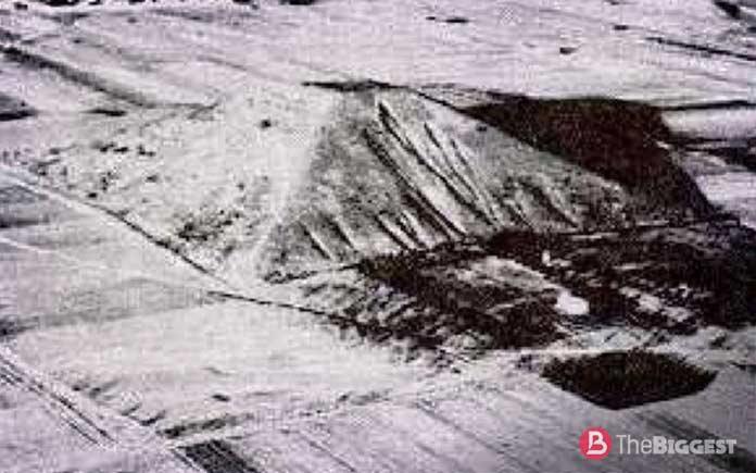 Белая пирамида Шаньси