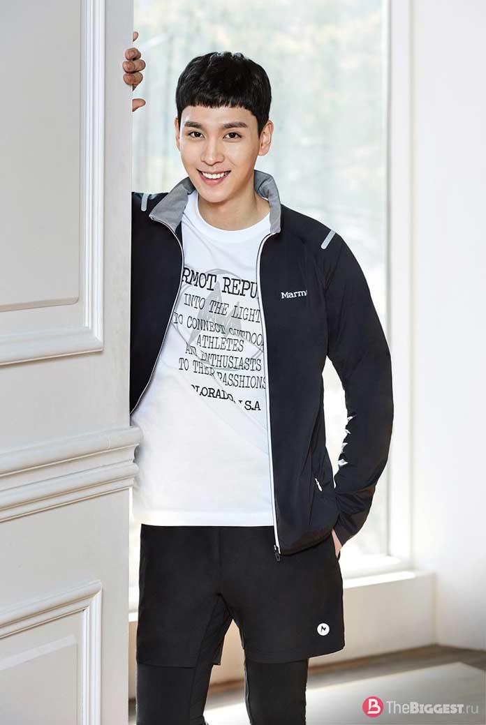 Самые красивые корейцы: Чой Джин Хо