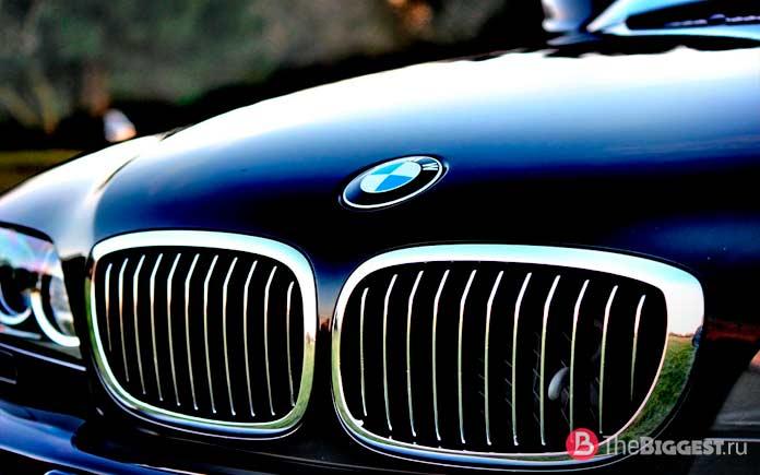 Дорогие BMW. CC0