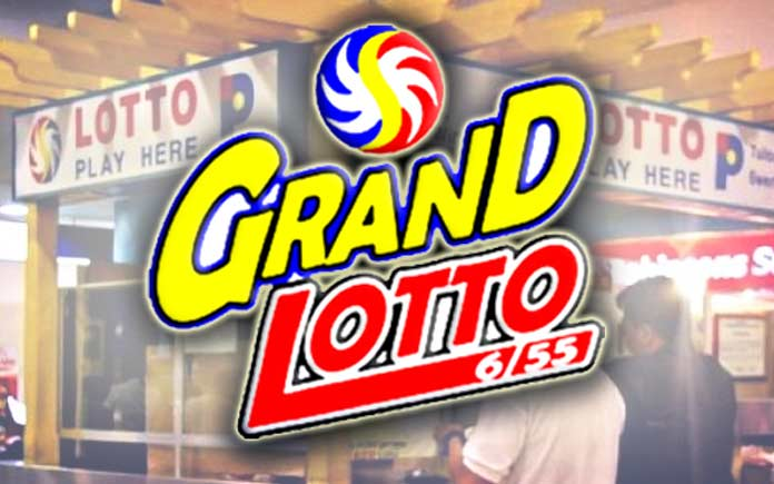 Grand Lotto 6/55