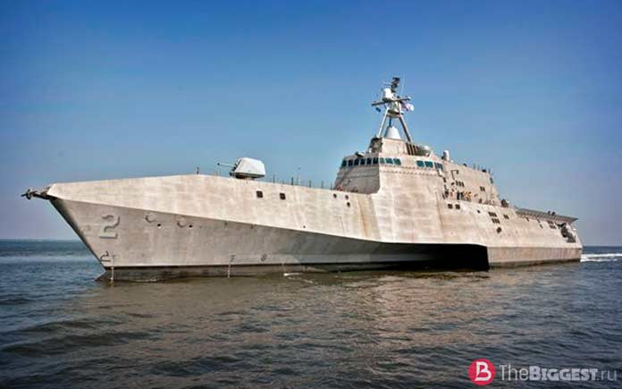 Independence LCS-2