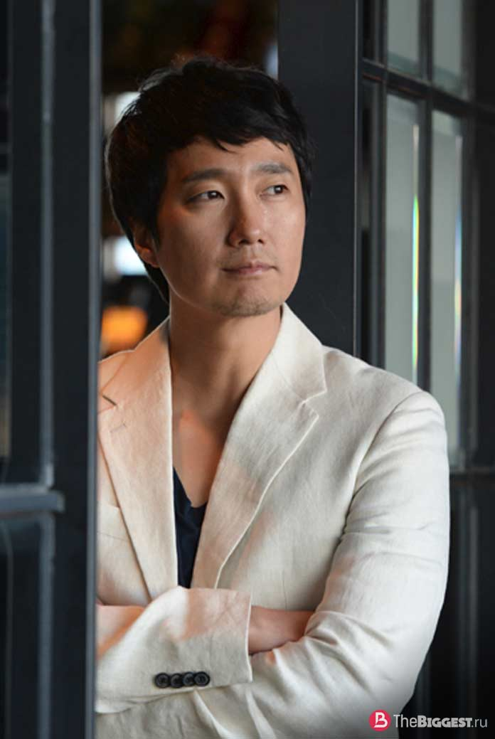 Самые красивые корейцы: Пак Хэ Иль