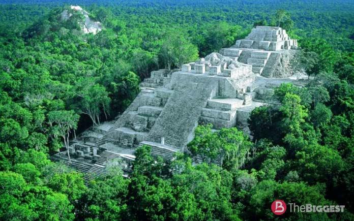 Пирамида Ла Данта