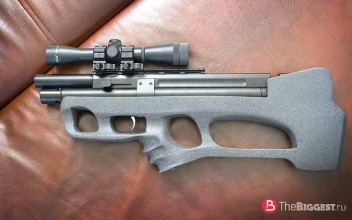 RAR VL-12. Самые мощные пневматические винтовки