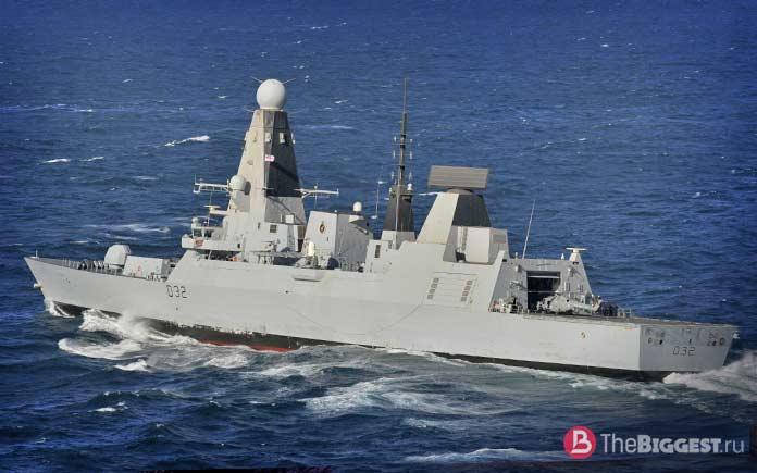 Type 45 Daring