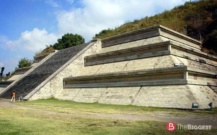 Великая пирамида Чолулы