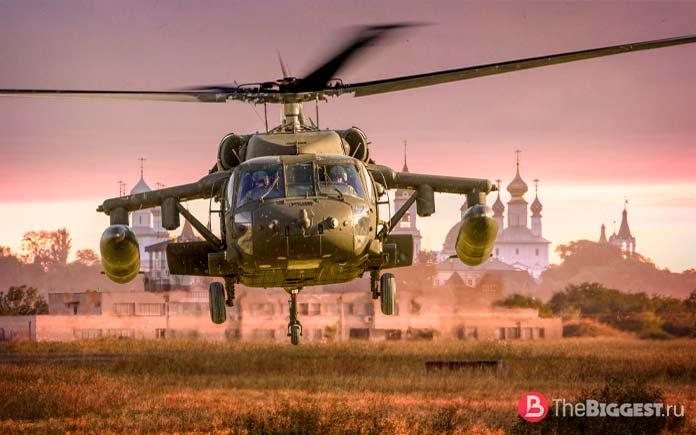 Лучшие ударные вертолёты в мире. CC0