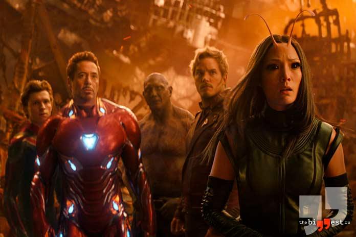 Самые дорогие фильмы в мире: Мстители: Война бесконечности