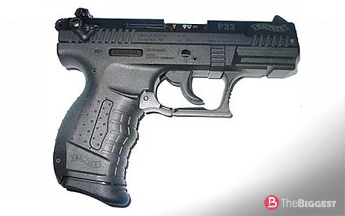 Walther P22Т
