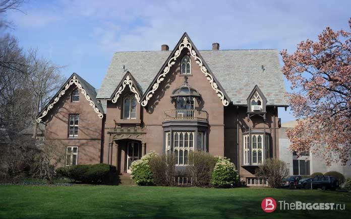 Wesleyan University - один из самых дорогих колледжей мира