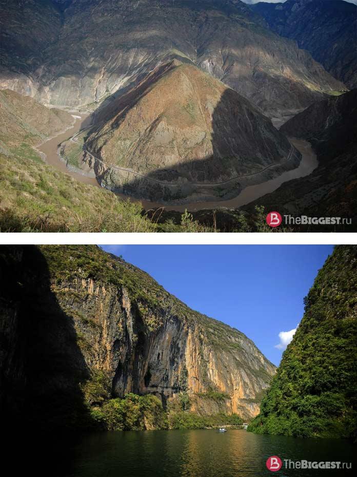Самые высокие реки планеты: Янцзы. CC0