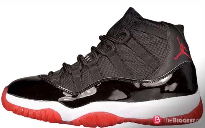 Air Jordan XI ($2700)