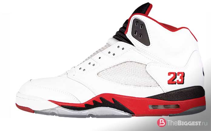 Air Jordan V ($10,000)