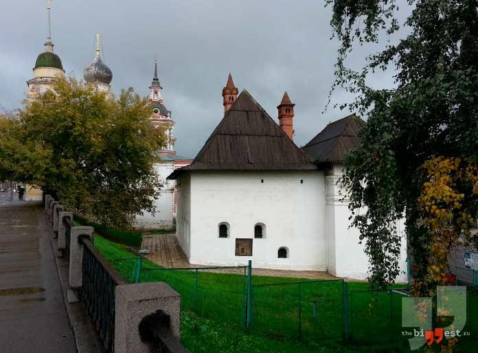 Самые старые здания Москвы: Английский двор