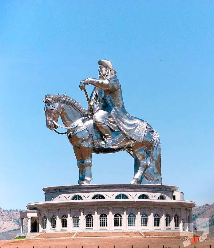 Самые жестокие правители в истории: Чингисхан. CC0