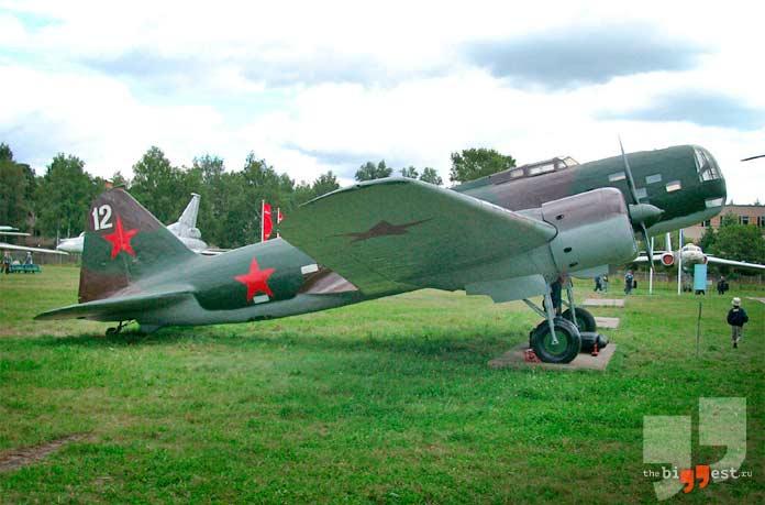Лучшие бомбардировщики: ДБ-3. CC0