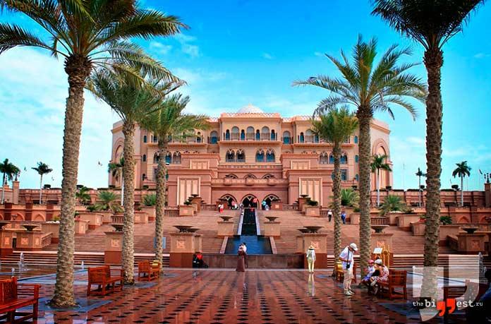 Emirates Palace. CC0