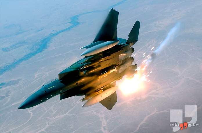 F-15 Eagle. CC0