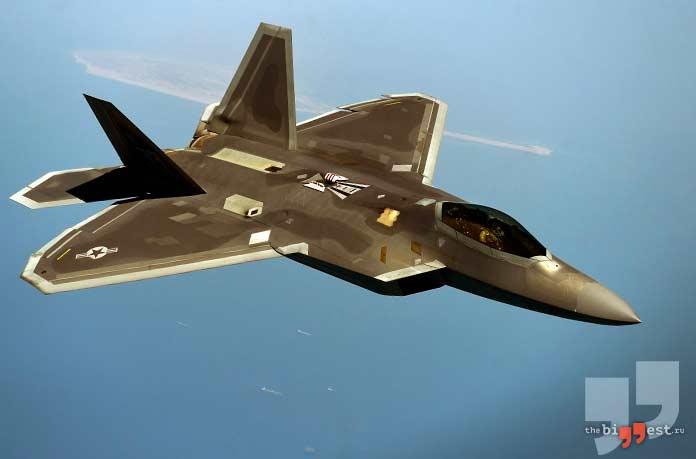 F-22 Raptor. CC0