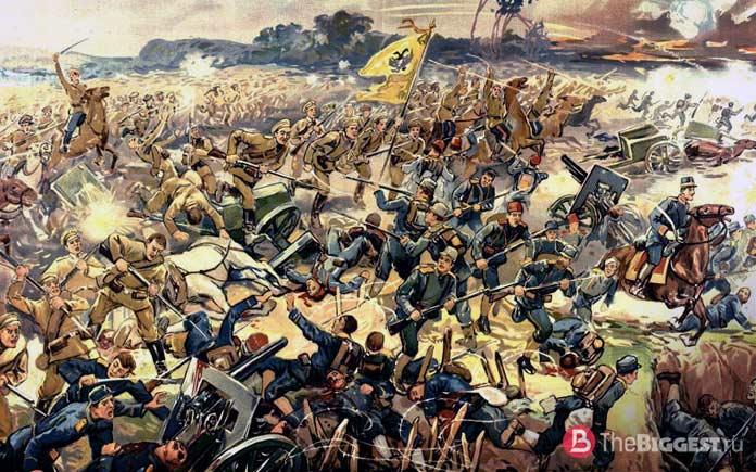 Галицийская битва