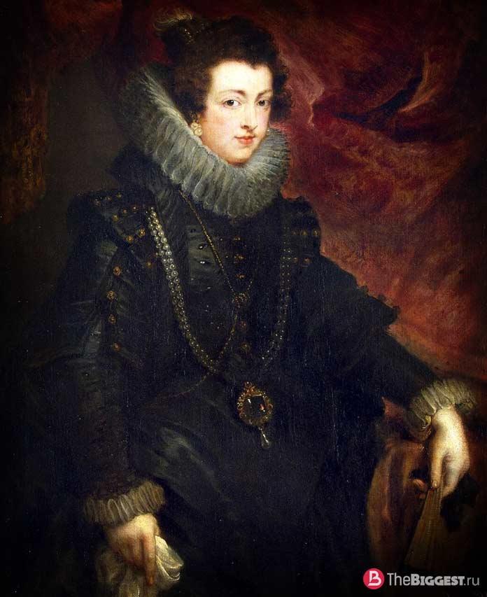 Самые известные женщины в истории: Изабелла Французская