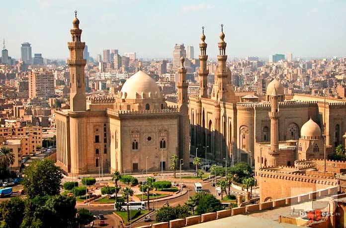 Каир: Самые крупные столицы. CC0