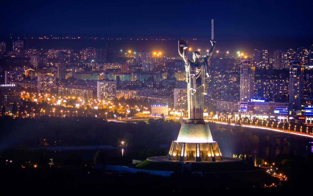 ТОП-12: Самые крупные города Украины