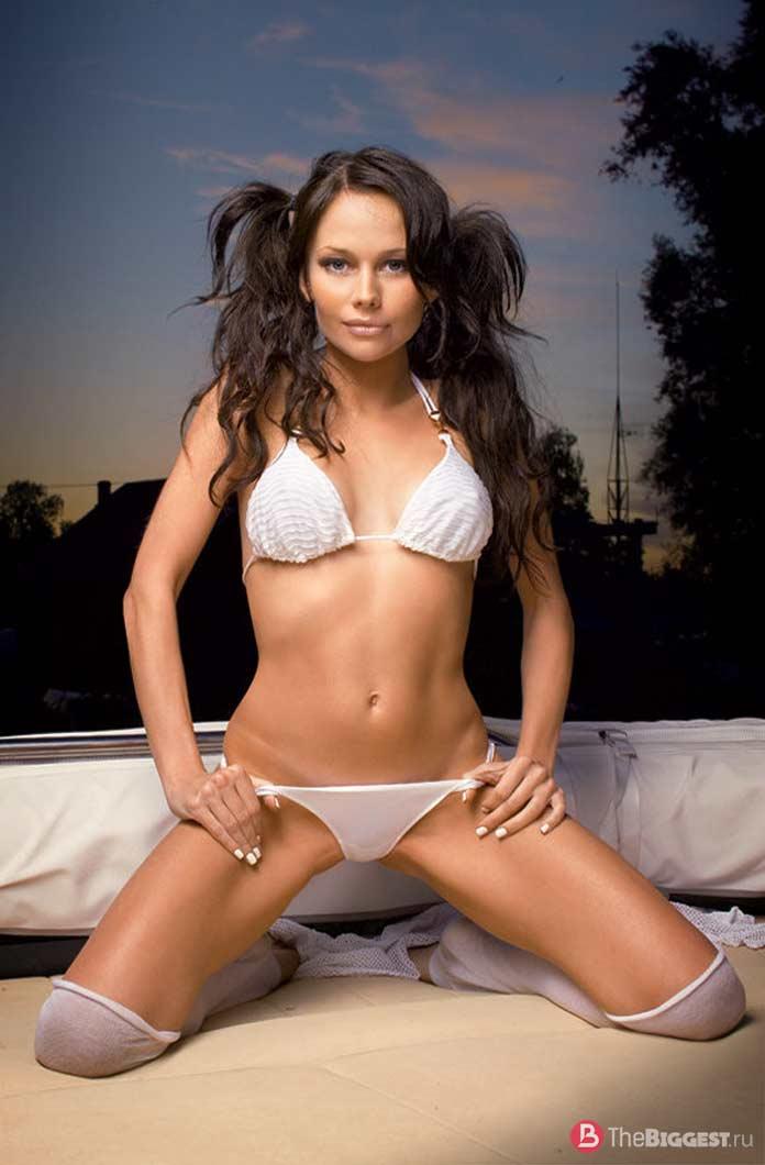 Самые красивые актрисы России: Корикова