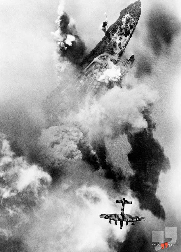 Лучшие бомбардировщики: Lancaster. CC0