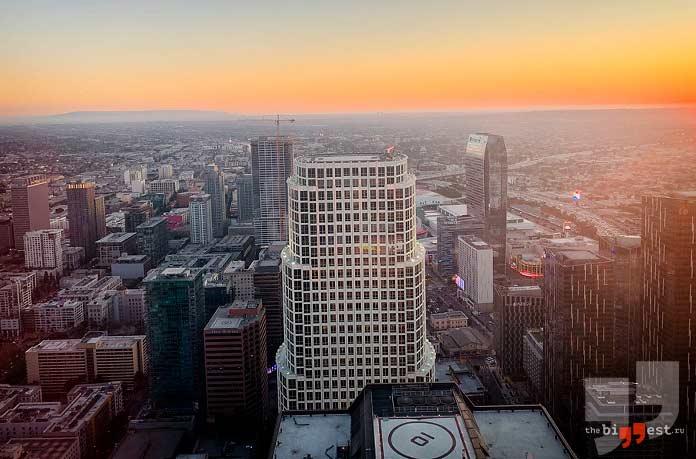 Самые большие города США: Лос-Анджелес. CC0