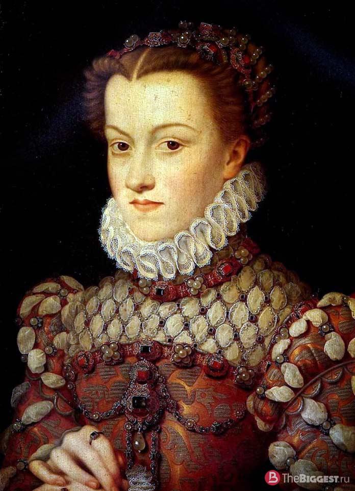 Самые известные женщины в истории: Екатерина Медичи