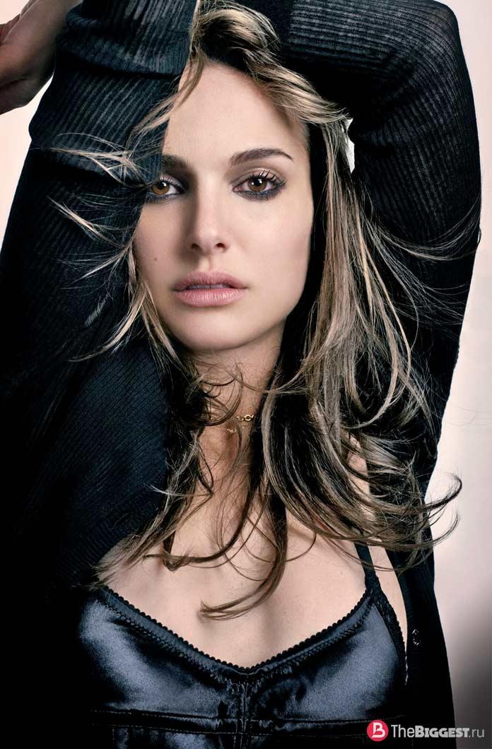 Многие красивые актриисы завидуют красоте и славе Натали Портман