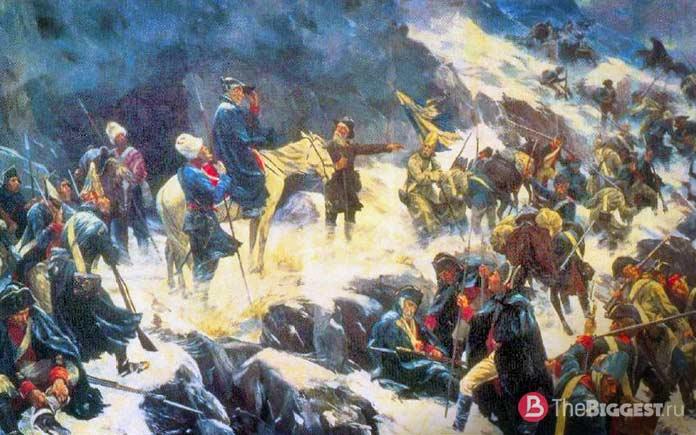 Швейцарский поход