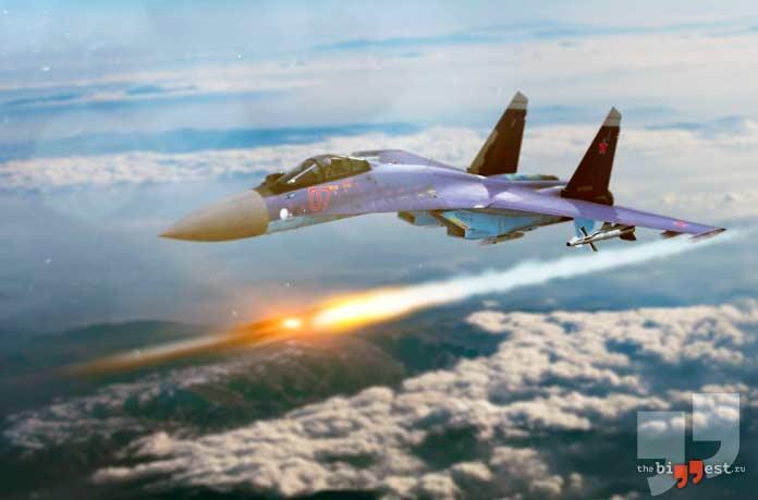 Лучшие военные самолёты в мире. CC0