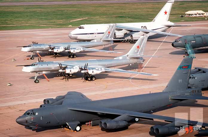 Лучшие бомбардировщики: ТУ-95. CC0