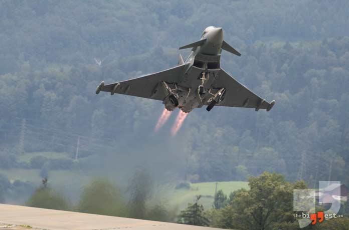 Eurofighter Typhoon. CC0