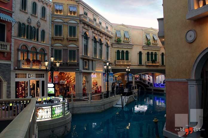Самые дорогие здания мира: Venetia. CC0