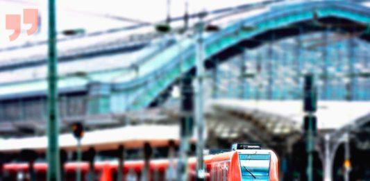 Вокзал. CC0