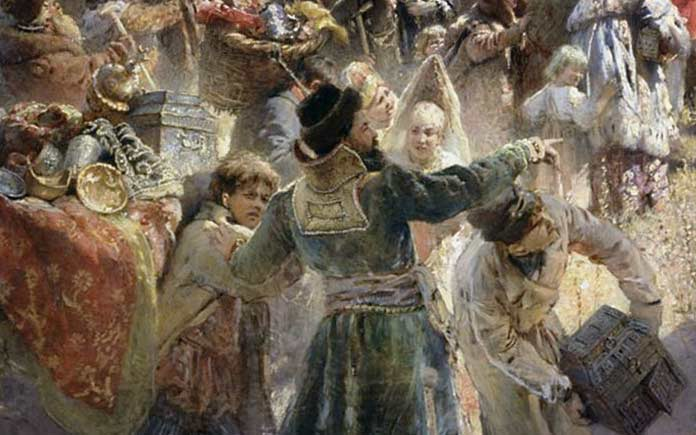Воззвание Кузьмы Минина