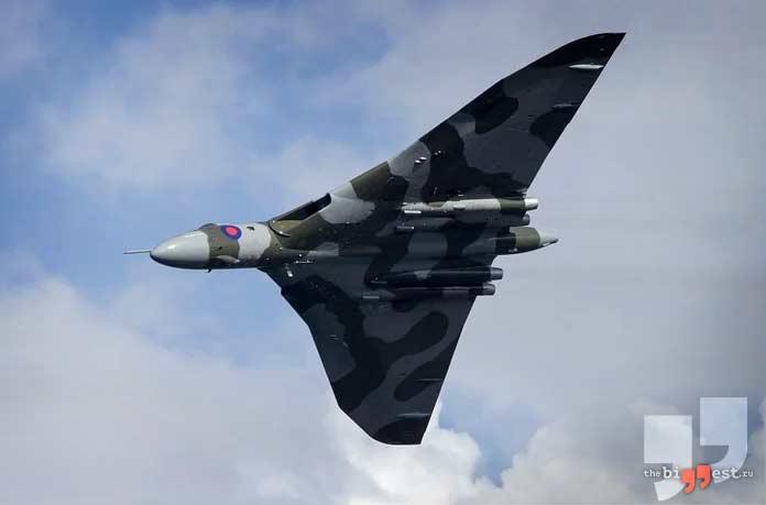 Avro Vulcan XH558. CC0