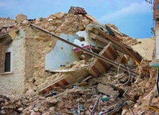 Землетрясения. CC0