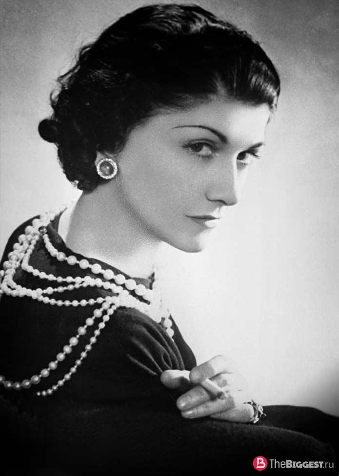 Самые известные женщины в истории: Коко Шанель